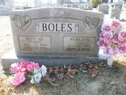 Wilma Jean Lowery Boles (1944-2008) - Find A Grave Memorial