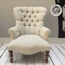 vintage style chairs. Delighful Vintage Bespoke Chairsstripey Chair Striped Chairstripes Upholstered Vintage  Style In Vintage Style Chairs I