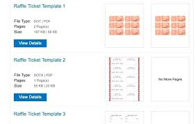 Beautiful Ticket Template For Pages Frieze Best Resume Examples By