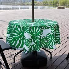 urn outdoor patio jacquard
