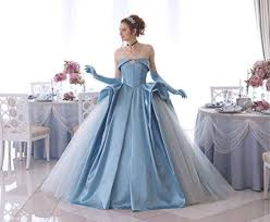 these disney princess inspired bridal dresses are fit for a fairy