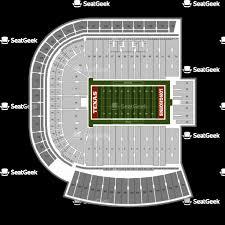 Longhorns Seating Chart 21 Precise Dkr Memorial Stadium Seating