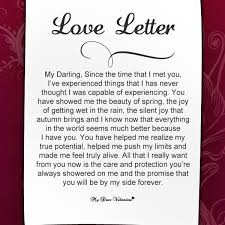 love letters for her romantic love letter for girlfriend intended for love letter for her 600x600