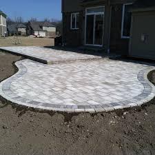 paver patio design ideas pictures