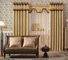 amazing fancy design curtain for living room smart ideas features cream color classic vintage style fl