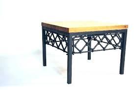 wrought iron coffee table base wrought iron coffee table base wrought iron side table wrought iron