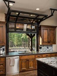 sliding glass garage doors. Amazing Idea For A Kitchen Window, Sliding Glass Garage Style Door Window\u2026 Doors C