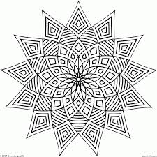 Op Art Coloring Pages#389811