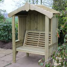 garden arbour two seater by hibba toys