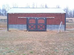 Dutch Barn Door Plans Building Barn Doors Plans