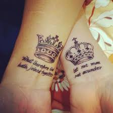 45036003 50 Really Cute Couple Tattoos And Ideas To Show Their Love
