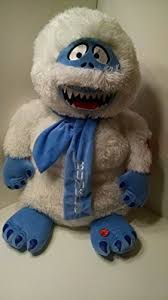 24 plush ble the abominable snowman al by rudolph the red nosed reindeer