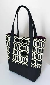 Canvas Tote Bag Pattern