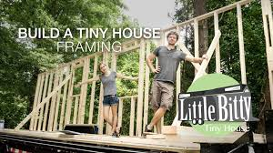 Small Picture Build A Tiny House Framing YouTube