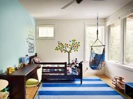 kids hanging chair for bedroom. captivating bedroom with simple bed beside swing chair indoor design kids hanging for h