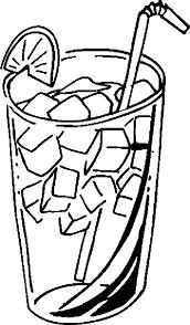 iced tea clip art black and white.  Black Iced Tea Clipart Black And White 4 And Iced Tea Clip Art Black White I