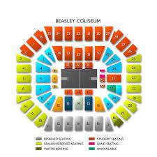 Beasley Coliseum Seating Chart Basketball Oregon State Beavers At Washington State Cougars Tickets 1