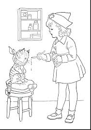New Of Male Nurse Coloring Page Gallery Printable Coloring Pages