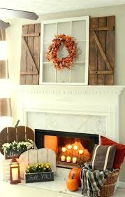 diy fireplace screen prestigious how to make barn wood shutters for less than i love this