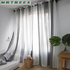Großhandel Mrtrees Gardinen Fenstervorhang Für Wohnzimmer