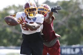 Washington Redskins Rb Depth Chart Redskins Release First Unofficial Roster Depth Chart Hogs