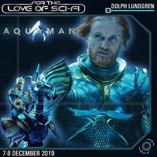 Dolph Lundgren star of Aquaman comes to... - Comic Con Scotland