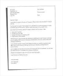 Free Cover Letter Template Microsoft Word Canovianoclassico Com