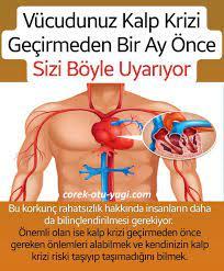 Vücudunuz kalp krizi gerçekleşmeden 1 ay önce sizi uyarıyor! |  www.corek-otu-yagi.com – corek-otu-yagi.com