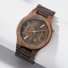 anniversary gifts for men gifts com monogram wooden watch