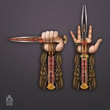 hidden blade. hidden blade of the brotherhood by banzz