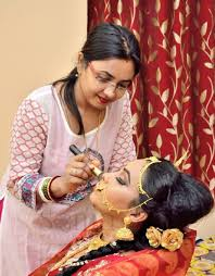 bridal makeup artist soma