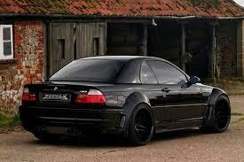 bmw m3 e46 black. bmw e46 m3 black widebody pinterest and bmw