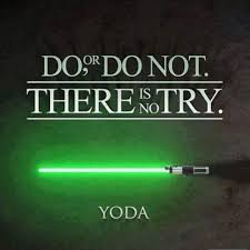 Star Wars Yoda Quote My Favorite Things Pinte Magnificent Famous Star Wars Quotes