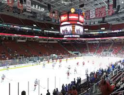 Raleigh Coliseum Seating Chart Pnc Arena Section 123 Seat Views Seatgeek