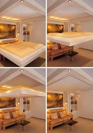 Space Saving For Small Bedrooms 25 Ideas Of Space Saving Beds For Small Rooms Designrulz