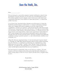 Event Sponsorship Request Letter Sample | -Publication- | Pinterest