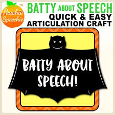 Speech Sample Enchanting Batty About Speech R Sound Free Sample By Peachie Speechie TpT