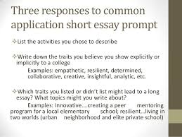 scholarship essay question examples esl scholarship essay writing  common app essay prompts for and other help topics common common app essay prompts for and