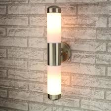 bedroom wall reading lights. Bedroom Reading Lights: Wall Lighting Tips : Fancy Image Of Modern Cylinder White Glass Capsule Lights