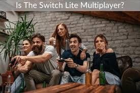 is the switch lite multiplayer retro