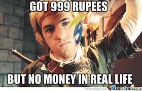 No Money by numbspider - Meme Center via Relatably.com