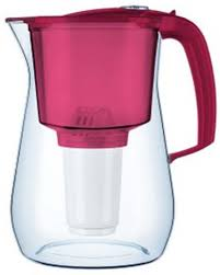 <b>Фильтр</b>-<b>кувшин Аквафор Прованс А5</b>, вишневый, 4,2 л — купить в ...
