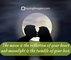 Moon Love Quotes