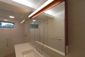 modern bathroom medicine cabinets. Triple Wide Medicine Cabinet, See The Electrical Outlet At End And Light On Top. Electrician Cabinet Guy Hated Us. Modern Bathroom Cabinets N