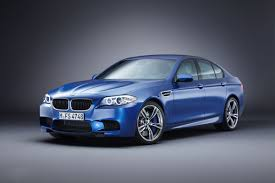 BMW 5 Series bmw m5 f10 price : The New BMW F10 M5 Smiles for the Camera -- Official Press Release ...
