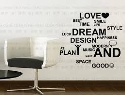 wall decor words amazing marvelous design word for walls medium image within photos on mirrored words wall decor