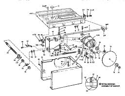 best 25 craftsman table saw ideas on pinterest dust collection This Old House Table Plans craftsman 10 table saw fence assembly parts model 113226880 ask this old house picnic table plans