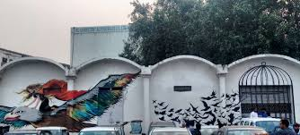 Small Picture Colouring your city How street art is changing Delhi The Indian