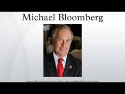 Image result for Michael Rubens Bloomberg