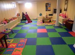 eco soft kid safe interlocking foam tiles best basement playroom flooring